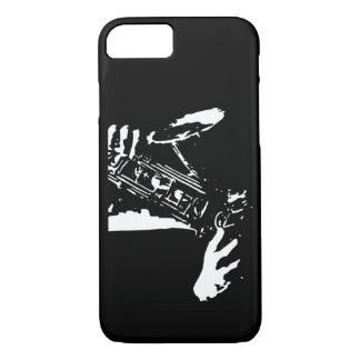 Manos del saxofón funda iPhone 7