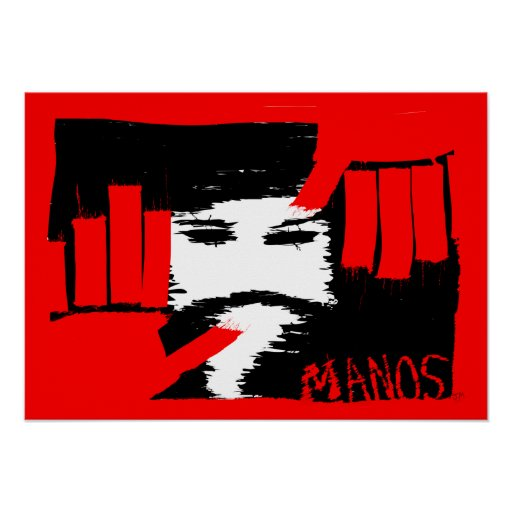 MANOS POSTERS