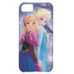 Manos que se sostienen de Ana y de Elsa el | Carcasa Para iPhone 5C