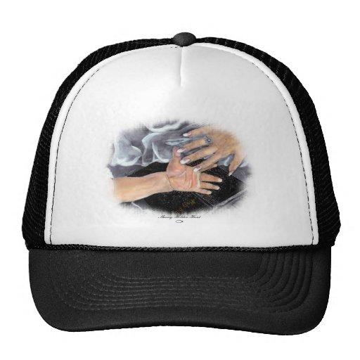 Manos rectoras gorras de camionero