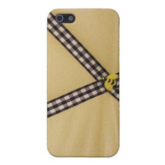 Manosee el caso del iPhone 4 de la abeja iPhone 5 Cobertura