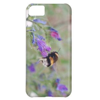 Manosee el caso del iPhone 5 de la abeja Funda Para iPhone 5C