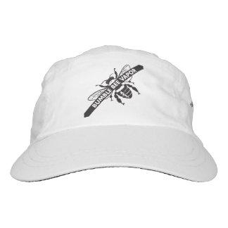 Manosee el gorra tejido vapor de la abeja gorra de alto rendimiento