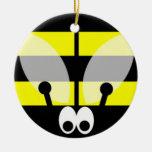 manosee la abeja adornos