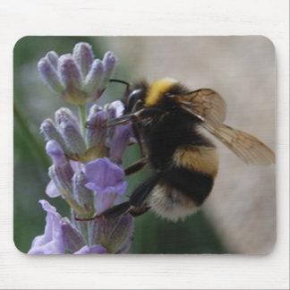 Manosee la abeja en Valender Tapetes De Ratón
