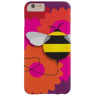 Manosee la abeja funda para iPhone 6 plus barely there