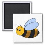 Manosee la abeja imanes de nevera