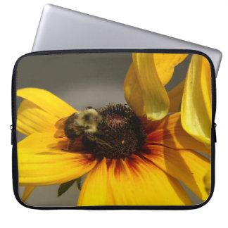 Manosee la abeja, manga del ordenador portátil funda ordendadores