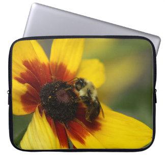 Manosee la abeja, manga del ordenador portátil fundas ordendadores