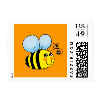 Manosee la abeja franqueo