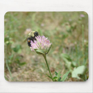 Manosee la abeja tapete de raton