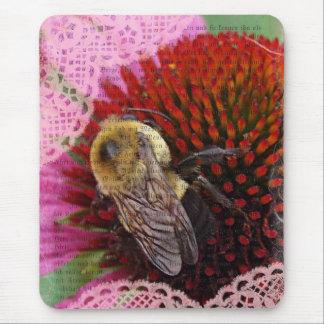 Manosee la abeja alfombrillas de raton