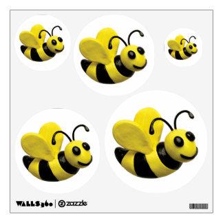 Manosee las abejas