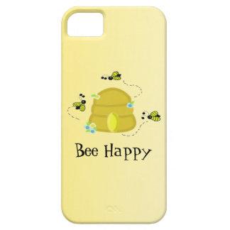 Manosee las abejas y la colmena funda para iPhone SE/5/5s