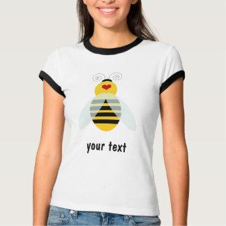 manosee los cuties de la abeja poleras