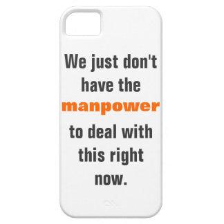 Manpower Iphone 5 Case