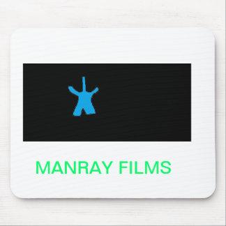 ManRay filma Mousepad de encargo