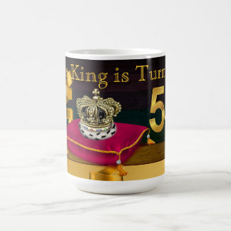 Mans 55th Birthday Mug