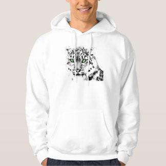 MANS ARCTIC WILD CAT HOODIE