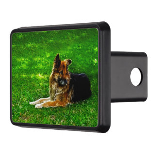 Man's Best Friend #1 Tow Hitch Cover
