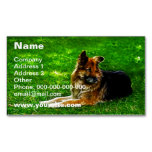 Man's Best Friend #1 Magnetic Business Cards (Pack Of 25)