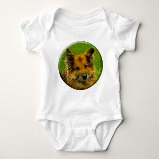 Man's Best Friend #2 Baby Bodysuit