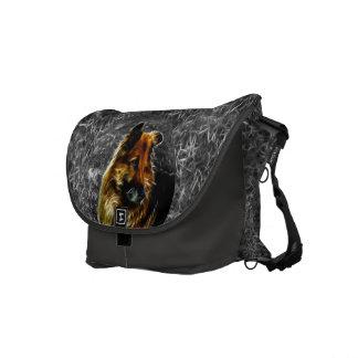 Man's Best Friend #3 Courier Bag