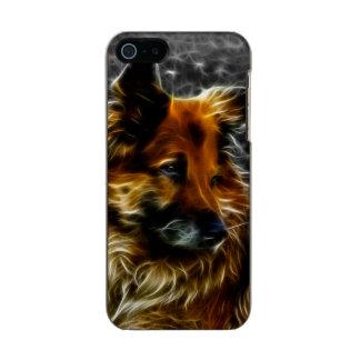 Man's Best Friend #3 Metallic Phone Case For iPhone SE/5/5s