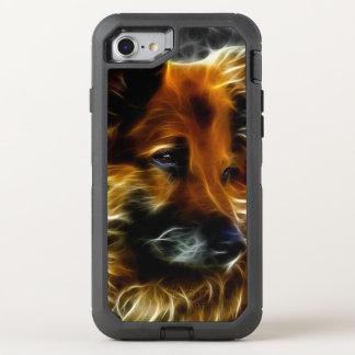 Man's Best Friend #3 OtterBox Defender iPhone 7 Case