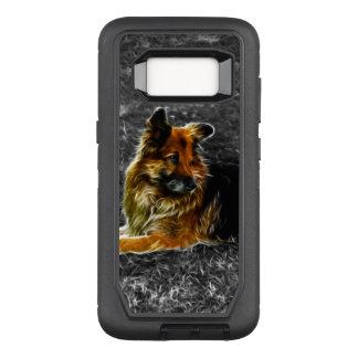 Man's Best Friend #3 OtterBox Defender Samsung Galaxy S8 Case
