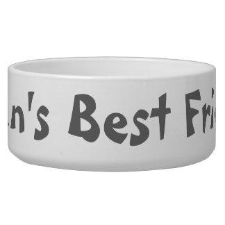 Man's Best Friend Bowl