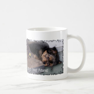 Man's Best Friend Coffee Mug
