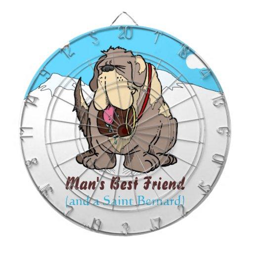Man's Best Friend Dartboards