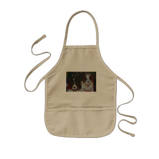Man's Best Friend Kids' Apron