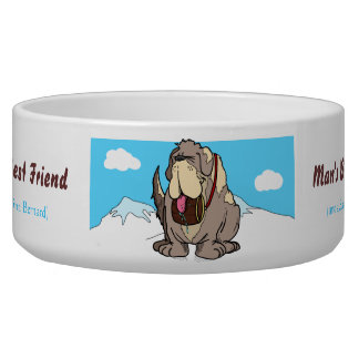 Man's Best Friend Dog Bowls