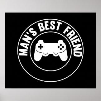 Man's Best Friend Poster