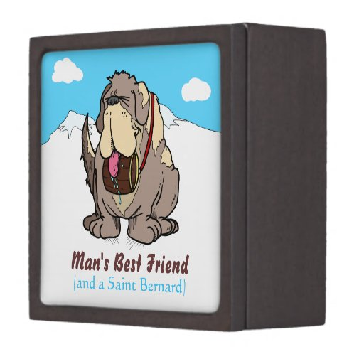 Man's Best Friend Premium Jewelry Boxes