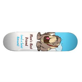 Man's Best Friend Skateboard Deck