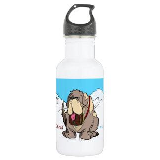 Man's Best Friend Stainless Steel Water Bottle