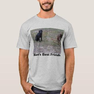 Man's Best Friends, T-Shirt
