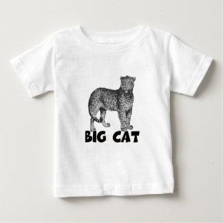 Mans Big Cat  T-shirts