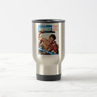 Man's Conquest - Cannibal Crabs Travel Mug