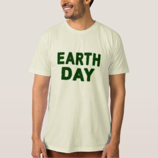 Man's Earth Day Shirt