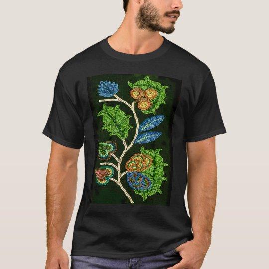 Man's Leggings Native American Fine Art T-Shirt