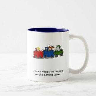 Man's Mug