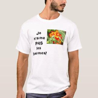 Man's Organic Cotton T-Shirt/Legumes T-Shirt