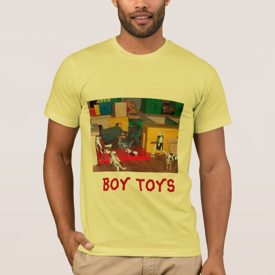Man's T-Shirt/New Baby T-Shirt