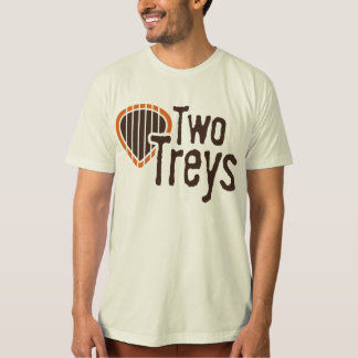 Man's Two Treys Organic Pick Tee