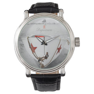 Mans Watch - Nautical Watch by Dapixara