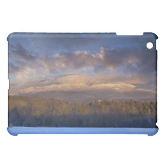 Mansfield Moutain Winter Sunset iPad Mini Covers